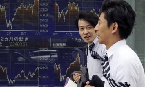 Japonsko burza ekonomie