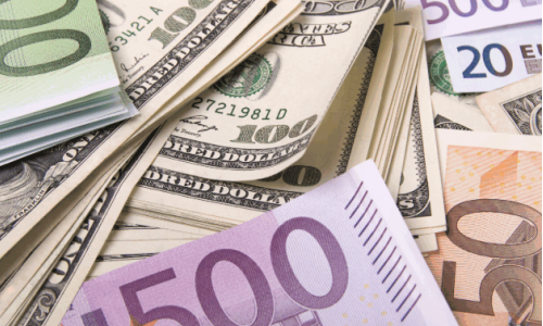 money EUR USD