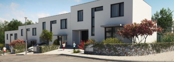 Výstavba byty